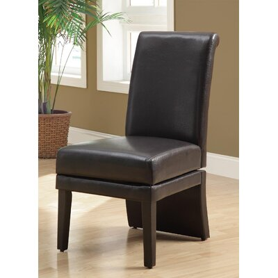 Monarch Specialties Inc. Swivel Leather Parson C..