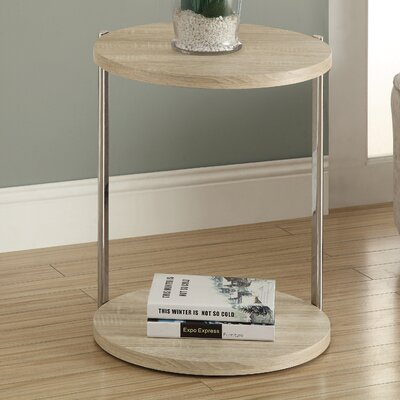 Monarch Specialties Inc. Kenmore End Table Image