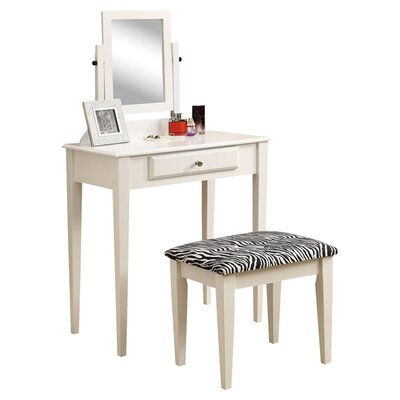 Monarch Specialties Inc. Vanity Set with ..