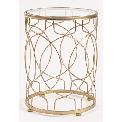 InnerSpace Luxury Products Loop End Table