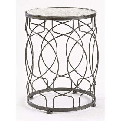 InnerSpace Luxury Products Loop End Table
