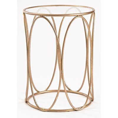 InnerSpace Luxury Products End Table
