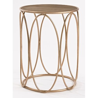 InnerSpace Luxury Products End Table Image