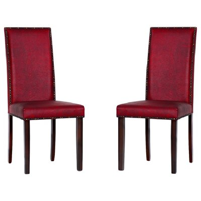 Warehouse of Tiffany Blaze Parsons Chair (Set of..