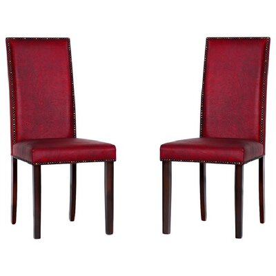 Warehouse of Tiffany Blaze Parsons Chair (Set of 4)
