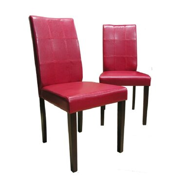 Warehouse of Tiffany Evellen Parsons Chair (Set of 2)