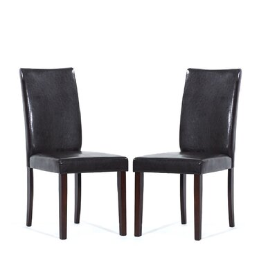 Warehouse of Tiffany Shino Parsons Chair (Set of 4)