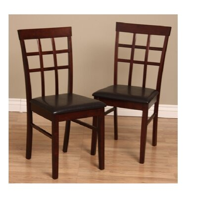 Warehouse of Tiffany Tiffany Justin Side Chair (Set of 4)