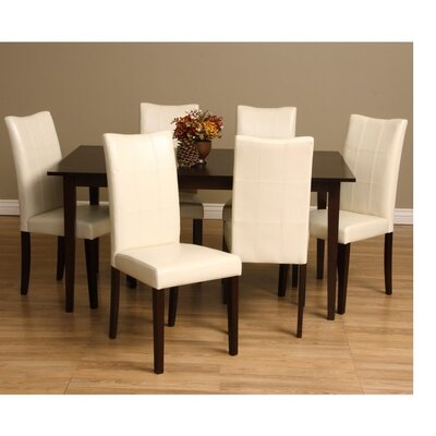 Warehouse of Tiffany Callan 7 Piece Dining Set