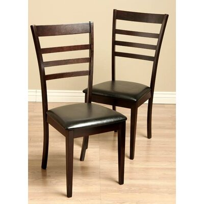 Warehouse of Tiffany Crystal Side Chair (Set of 2)
