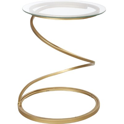 A&B Home Hadley Side Table Image