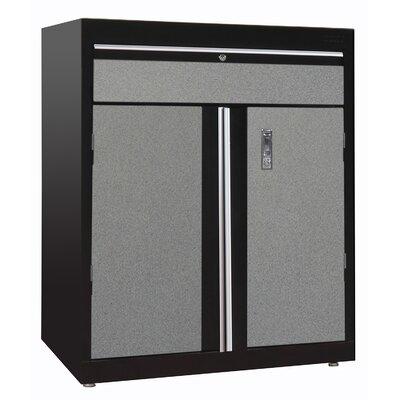 Sandusky Cabinets Modular 2 Door Storage Cabinet