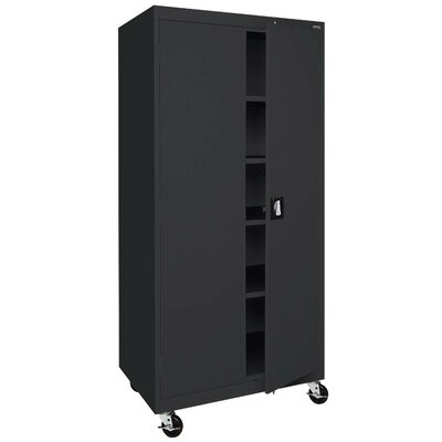 Sandusky Cabinets Transport 2 Door Storage Cabinet