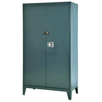 Sandusky Cabinets Extra Heavy Duty 2 Door Storage Cabinet