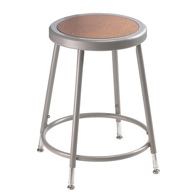 National Public Seating Height Adjustable Drafting Stool with Footring