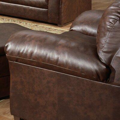 Simmons Upholstery Geneva Chair