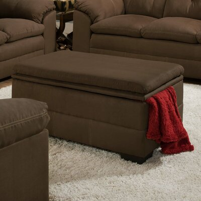 Simmons Upholstery Velocity Storage Ottoman