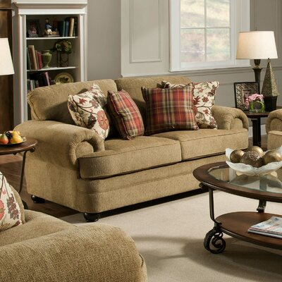 Three Posts Simmons Upholstery Killingworth Loveseat