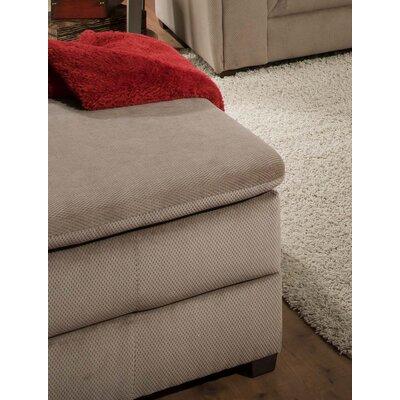 Simmons Upholstery Harper Ottoman