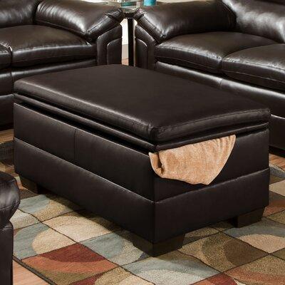 Simmons Upholstery Manhattan Storage Ottoman