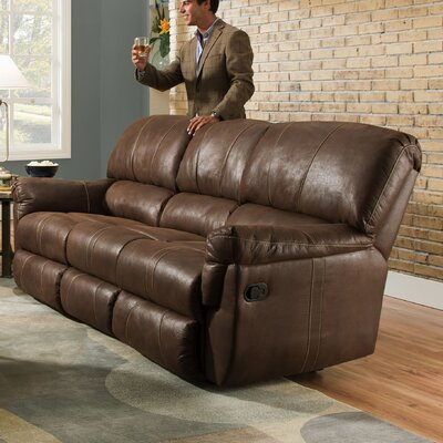 Simmons Upholstery Renegade Beautyrest Motion Sofa