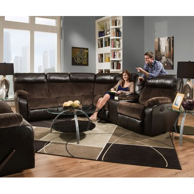 Simmons Upholstery Manhattan Sectional