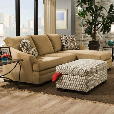 Simmons Upholstery Cicero Sectional