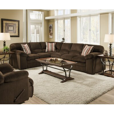 Simmons Upholstery Dover Sectional