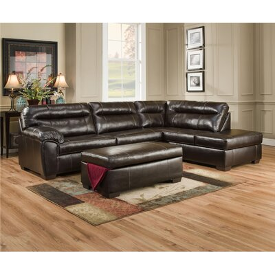 Simmons Upholstery Cisco Sectional