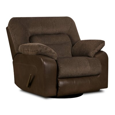 Simmons Upholstery Simmons Upholstery Annable Swivel Glider Recliner