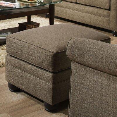 Simmons Upholstery Seguin Driftwood Ottoman
