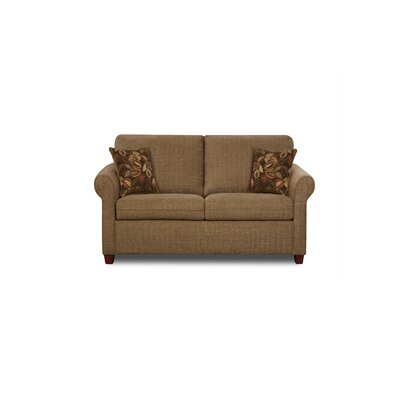 Simmons Upholstery Cullen Twin Sleeper Sofa
