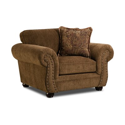 Red Barrel Studio Simmons Upholstery Stuart  Arm Chair