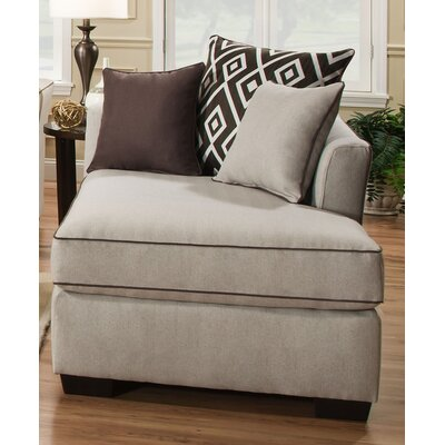 Darby Home Co Caldwell Chaise Lounge by Simmons Upholstery