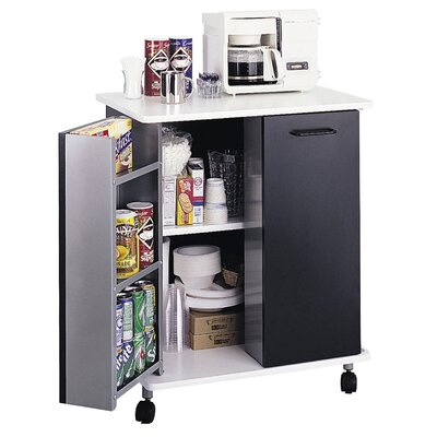 Safco Products Company Kitchen Cart