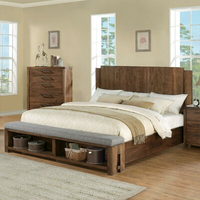 Riverside Furniture Terra Vista Platform Customizable Bedroom Set