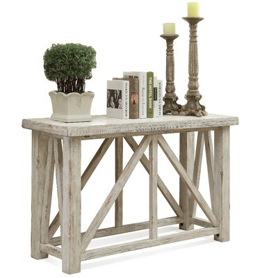 One Allium Way Jonquille Console Table