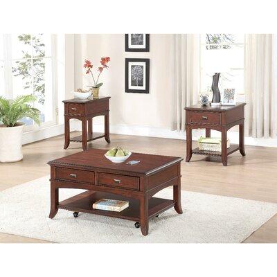 Riverside Furniture Canterbury Coffee Table Set