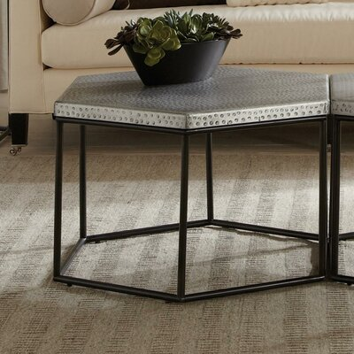 Riverside Furniture Lyric Hexagon Coffee Table