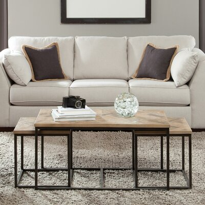 Riverside Furniture Thornhill Nesting Coffee Table