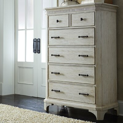 One Allium Way Jonquille 5 Drawer Chest