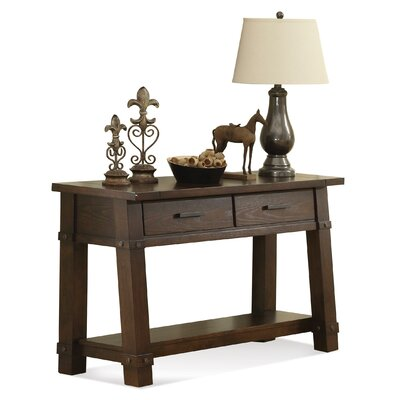 Riverside Furniture Windridge Console Table