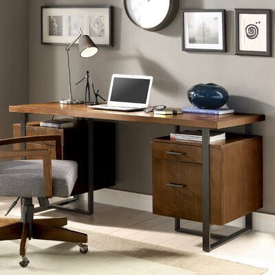 Riverside Furniture Terra Vista Double Pedestal Writing Desk