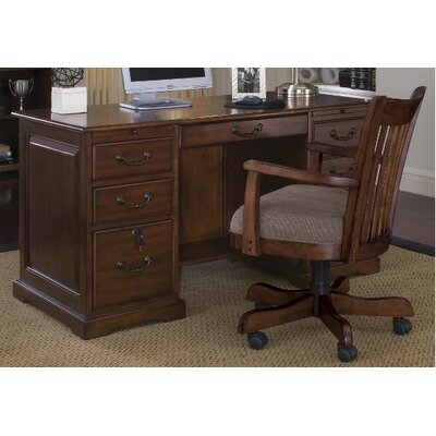 Darby Home Co Sidell Flat Top Computer Desk