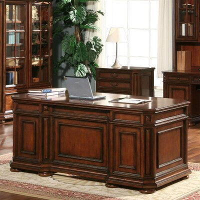 Darby Home Co Sidell Executive Desk