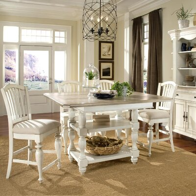 One Allium Way Coolidge 5 Piece Dining Set