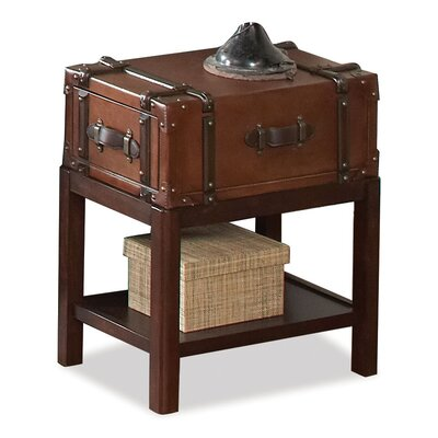 Darby Home Co Delavan Suitcase Console Table