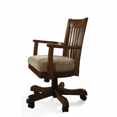 Darby Home Co Sidell Mid-Back Desk Chair with Arm