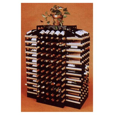 Vinotemp Cellar Trellis 240 Bottle Floor Wine Rack
