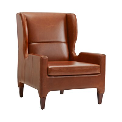 DwellStudio Renzo Leather Chair
